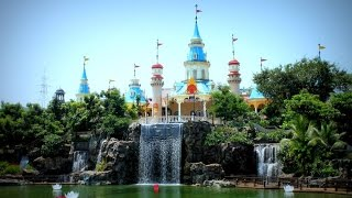 Adlabs Imagica - Rides at the theme park