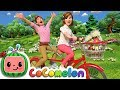 Daisy Bell Bicycle Built For Two CoCoMelon Nursery Rhymes Kids Songs