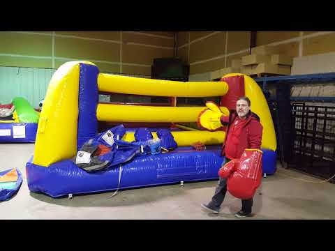INFLATABLE/CARNIVAL RIDE AUCTION - MAR 17 2018 LANGLEY, BC