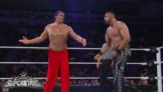The Great Khali vs. Jinder Mahal: WWE Superstars, August 9, 2013