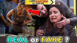 खतरों के खिलाड़ी असल हैं या नक़ल । Khatron Ke Khiladi Tasks are Real or Fake