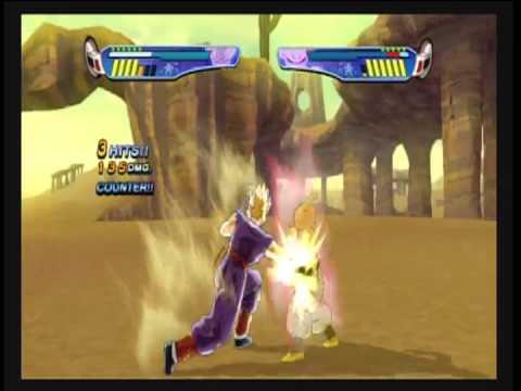 Dragon Ball Z Budokai 3 HD Collection How to Unlock Videl, Supreme Kai & Kibitoshin Part 3