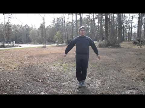 How To Do Over 100 Jumping Jacks