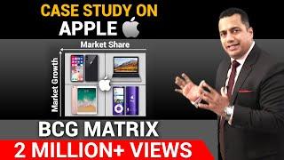 Case Study On Apple | BCG Matrix | Dr Vivek Bindra