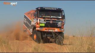 Tom Racing na Africa Eco Race 2017 - 2. etapa