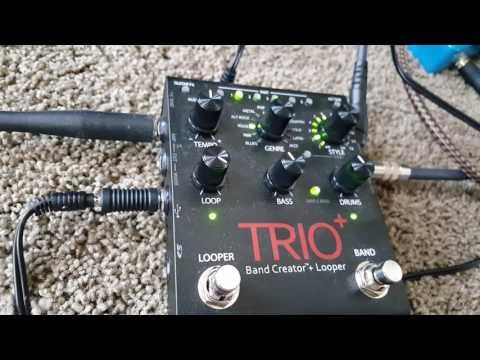 Digitech Trio+ Metal Sample 1
