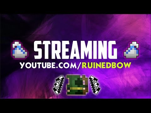 RotMG Private Server : The Forgotten Realms Test Stream