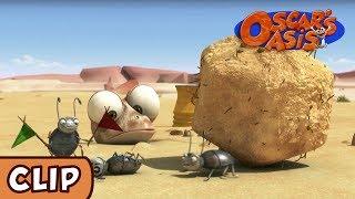 Oscar's Oasis - Team Work! | HQ | Funny Cartoons
