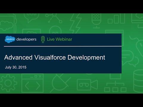 Advanced Visualforce Development with JavaScript