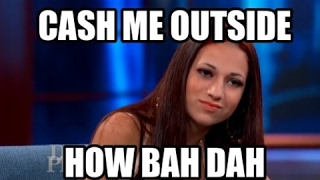 """""""Cash Me Outside"""" Music Video Compilation!"""