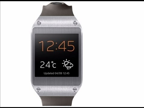 Samsung Galaxy Gear : Features And Specifications