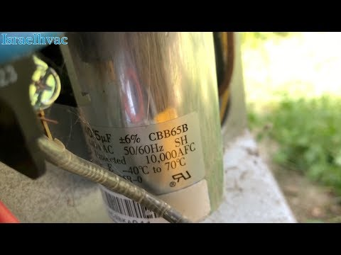 HVAC Service | Chinese Capacitor Strikes Again