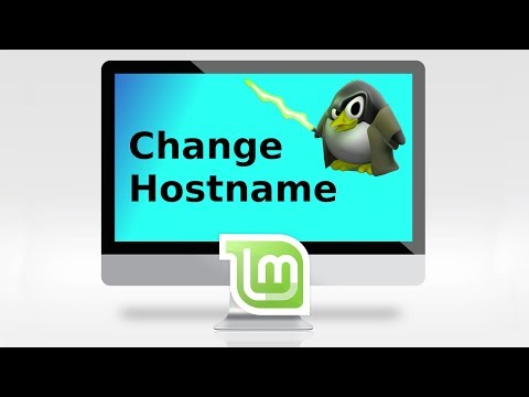 How to change your Hostname in Linux Minut (& Ubuntu)