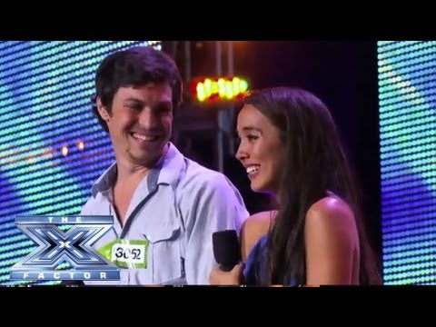 Alex & Sierra - Sultry Cover of Britney Spears'