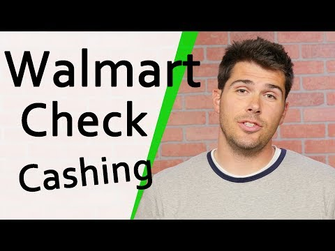 Walmart Check Cashing is a  Rip Off!!