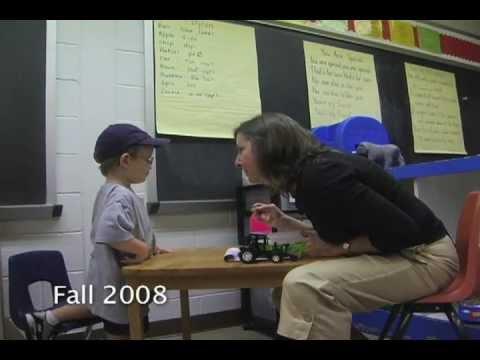 ABA Autism Classroom Case Study 2008