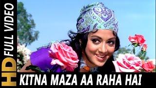 Kitna Maza Aa Raha Hai , Lata Mangeshkar , Raja Jani 1972 Songs , Dharmendra, Hema Malini
