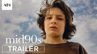 Download Mid90s | Official Trailer HD | A24 Video