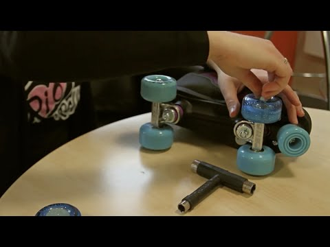 Rio Roller - How To Change Your Roller Skate Wheels