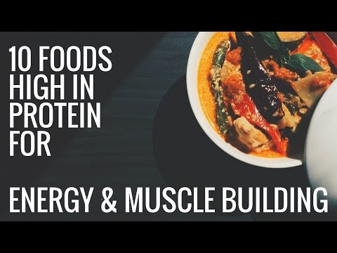 Top 10 High Protein Foods in the World : How to Know Protein Quantity