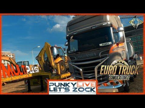 [ETS2] Euro Truck Simulator 2🚛(🔴LIVE) Multiplayer [HD] [Deutsch] [German]