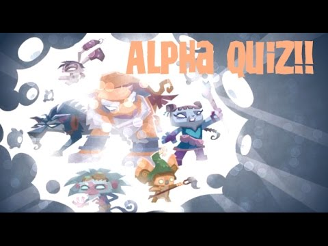 Animal Jam- What Alpha Are You?