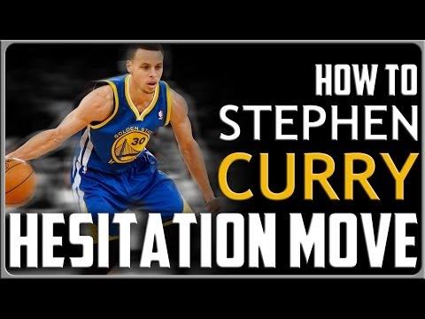 Stephen Curry Hesitation Shot Fake: Basketball Moves