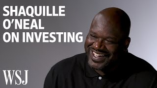 Shaquille O'Neal Discusses Investing, Franchising, and Donuts | WSJ