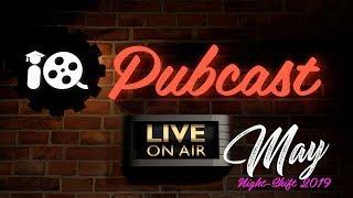 Pop Culture Pubcast! May Night Shift