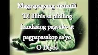 Katapatan with lyrics by Musikatha