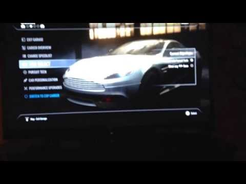 Unlocking cars in NFS RIVALS