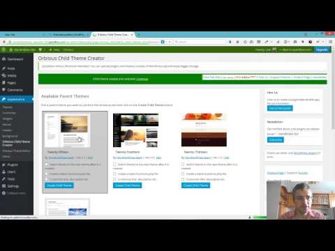 WordPress: How to customize theme's header php and footer php files