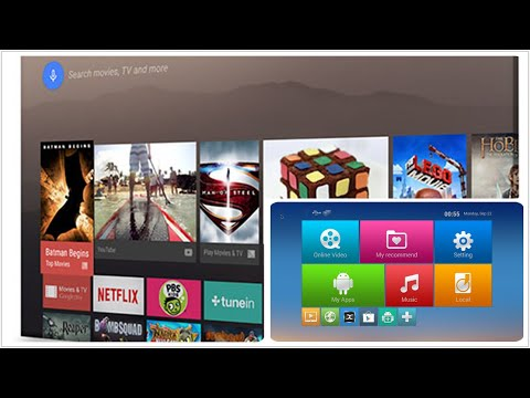 2017 Easy to Change UGLY your Android TV box launcher screen or Home Screen-CetusPlay