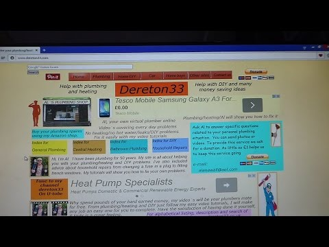 How I make money from my website that sells nothing. www.dereton33.com.
