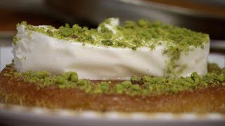 In search of traditional Turkish sweets
