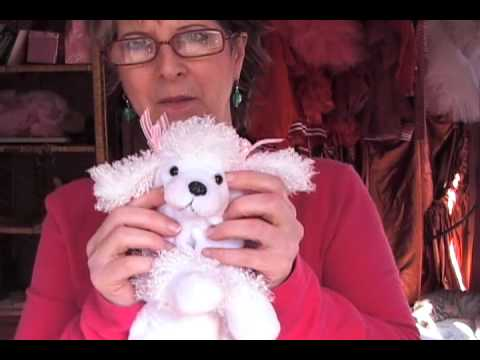 Ventriloquism-How to make a puppet from a stuffed animal. Be the next Jeff Dunham
