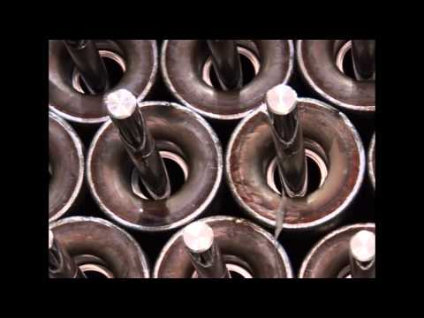 Canning Conveyor Rollers - Manufacture