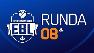 EBL Sezona 6 - ŠAIM SE Booster vs Level Up.eShark Runda 8 w/ Sa1na, Mićko, Gliša i hairy_freak