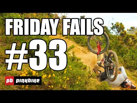 Pinkbike Friday Fails Compilation #33