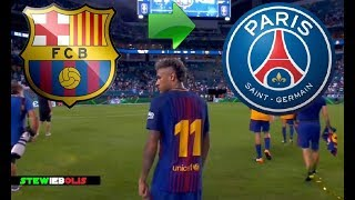 Neymar Jr ⚽ Last Match for F.C. Barcelona ⚽ 1080i HD #Neymar #PSG #Barcelona