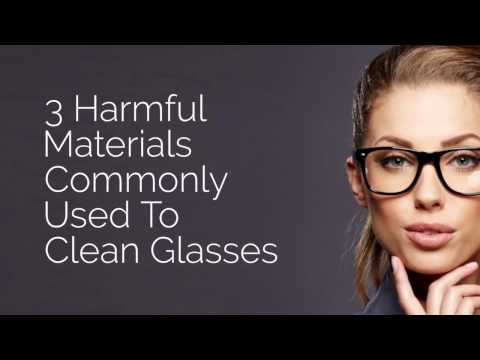 Don't Use These To Clean Your Glasses