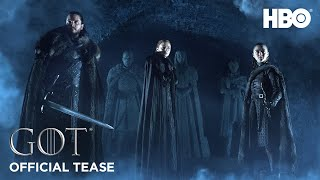 Download Game of Thrones | Season 8 | Official Tease: Crypts of Winterfell (HBO) Video