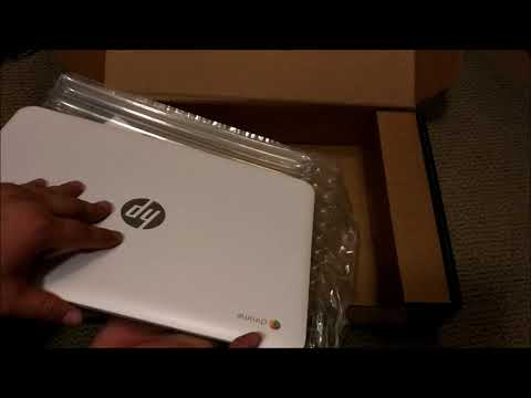 Unboxing my HP 14-ak040wm refurb from VIPOUTLET (EBAY).  It's like new with 90 day warranty