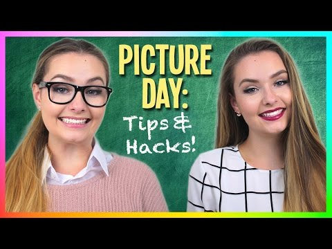 Picture Day: Tips & Hacks! How to look your BEST!