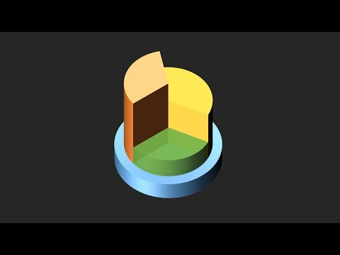 How To Create Vector Like 3D PIE CHART | Microsoft PowerPoint PPT Tutorial