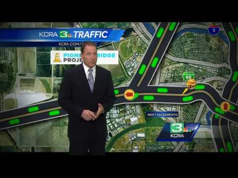 Take this detour to avoid Pioneer Bridge traffic headaches