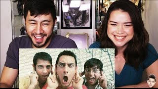 3 IDIOTS trailer reaction review by Jaby & Achara!