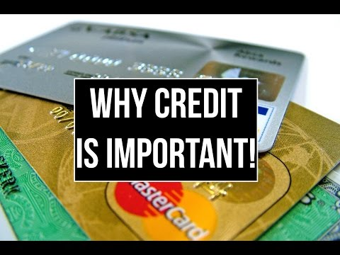 Why Should I Get A Credit Card? | Business Video!