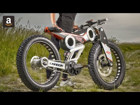 Top 5 ELECTRIC BICYCLE in Real Life ✅ You Can Buy in ONLINE STORE