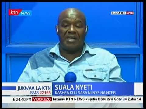 Viongozi wa North Rift wasisitiza wakulima waliotajwa katika kashfa ya NCPB ni halali